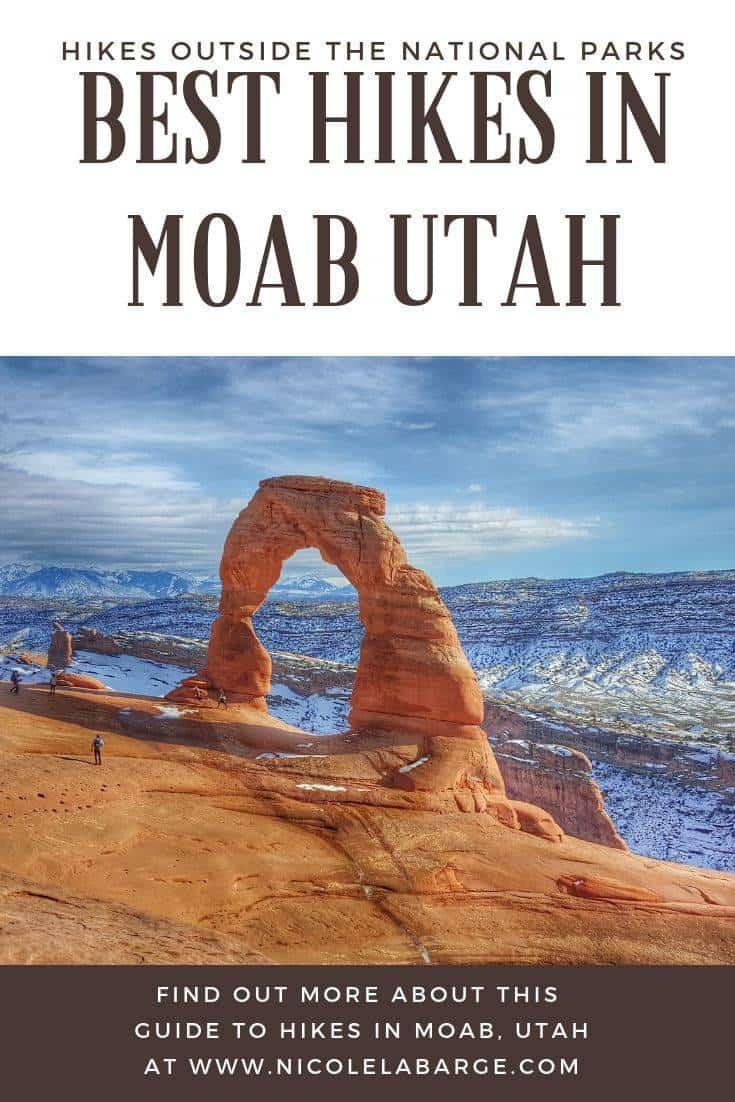 Moab Hikes