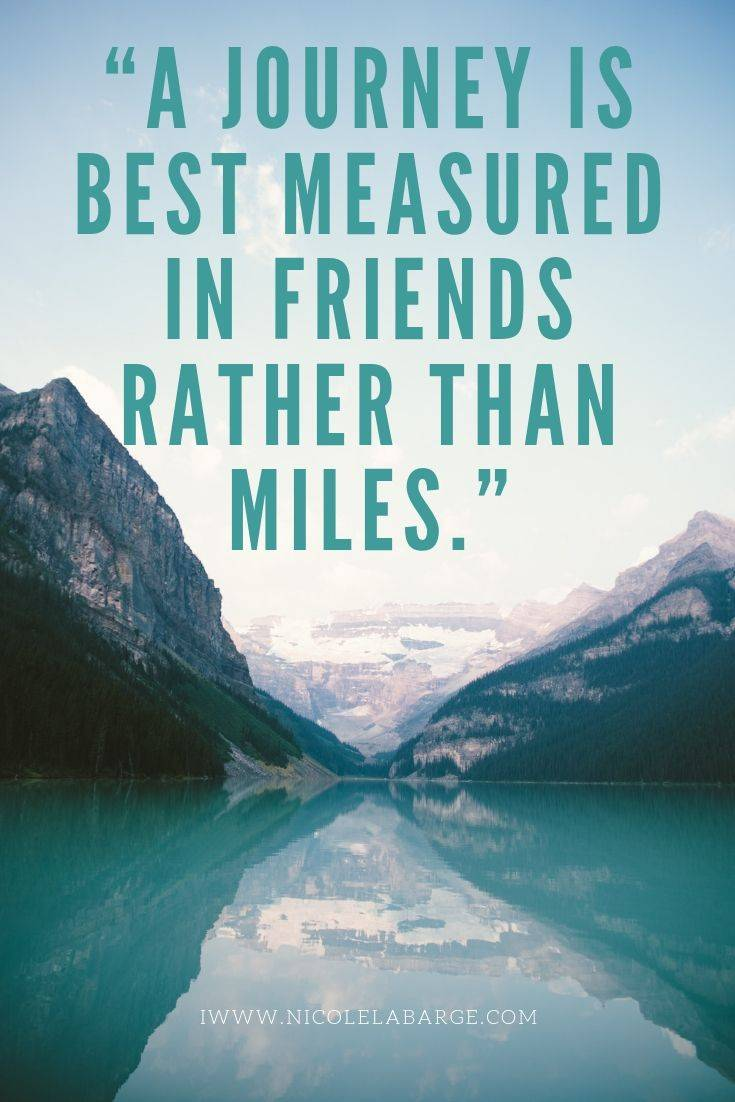 Trip with Friends Quotes
