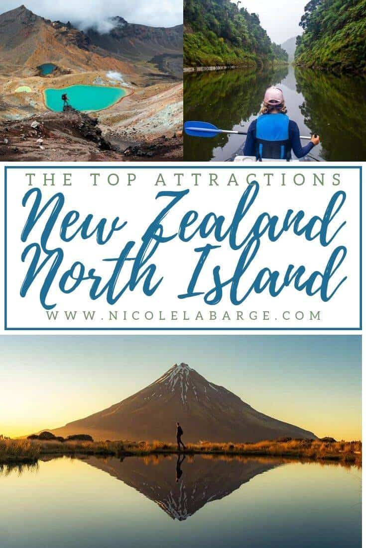 new zealand north island attractions