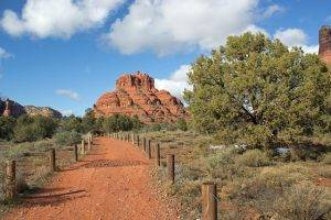 Bell Rock sedona arizona hiking