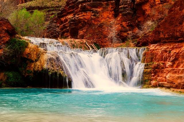 Waterfalls in Arizona
