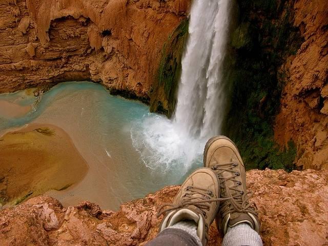waterfalls in arizona hikes in arizona with waterfalls