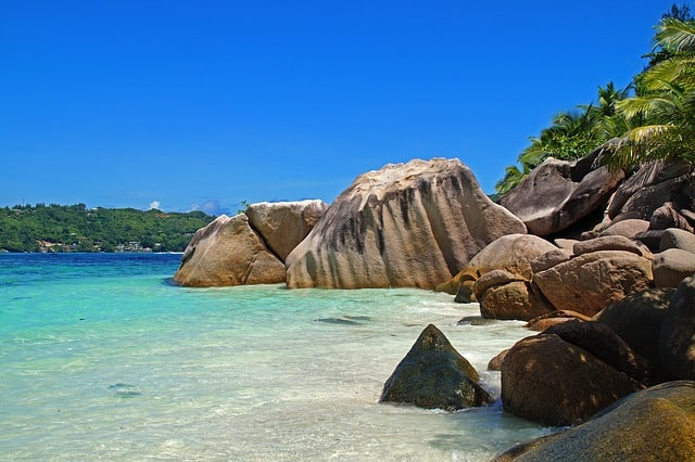seychelles is one of the Safest countries in Africa