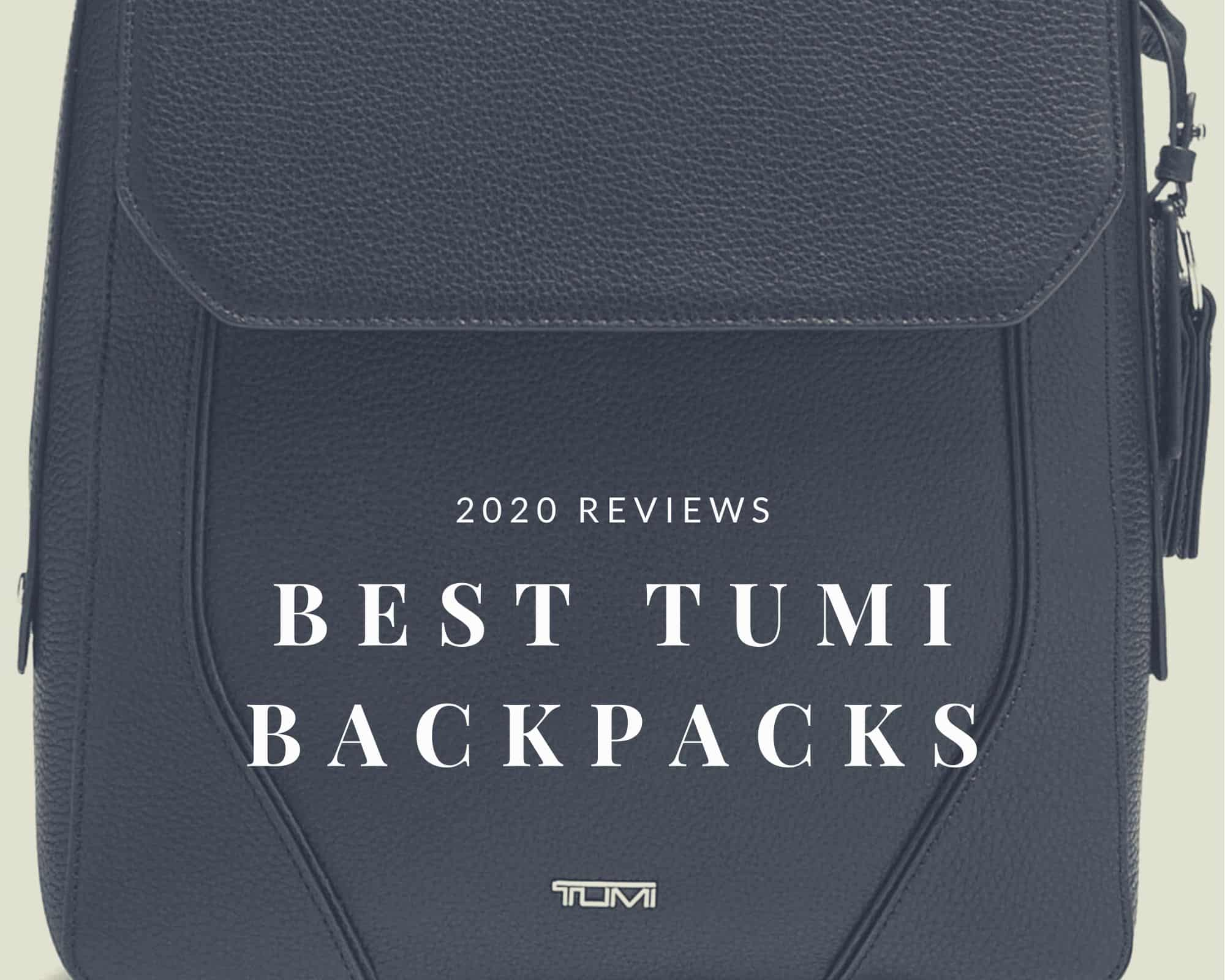 Best Backpacks 2020.Best Tumi Backpack Review In 2020 Travelgal Nicole Travel Blog