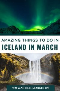things to do in march in iceland