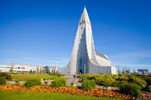 reykjavik weather april