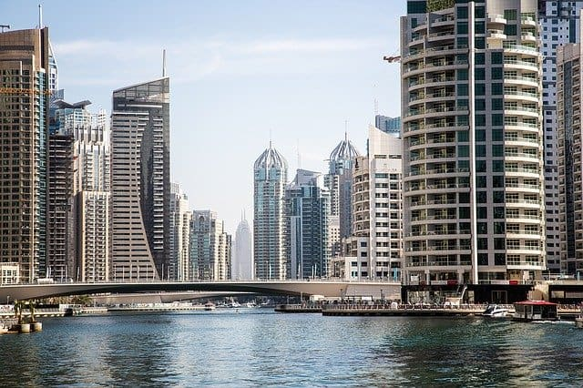 best hotels to stay in dubai marina