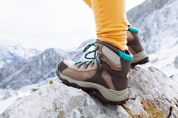 best hiking boots for iceland