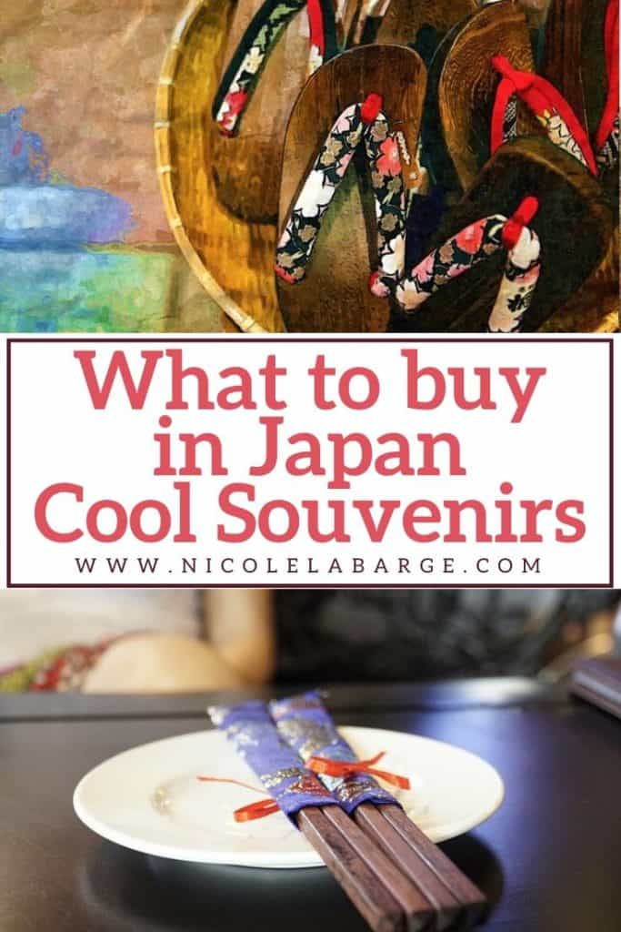 souvenirs in japan