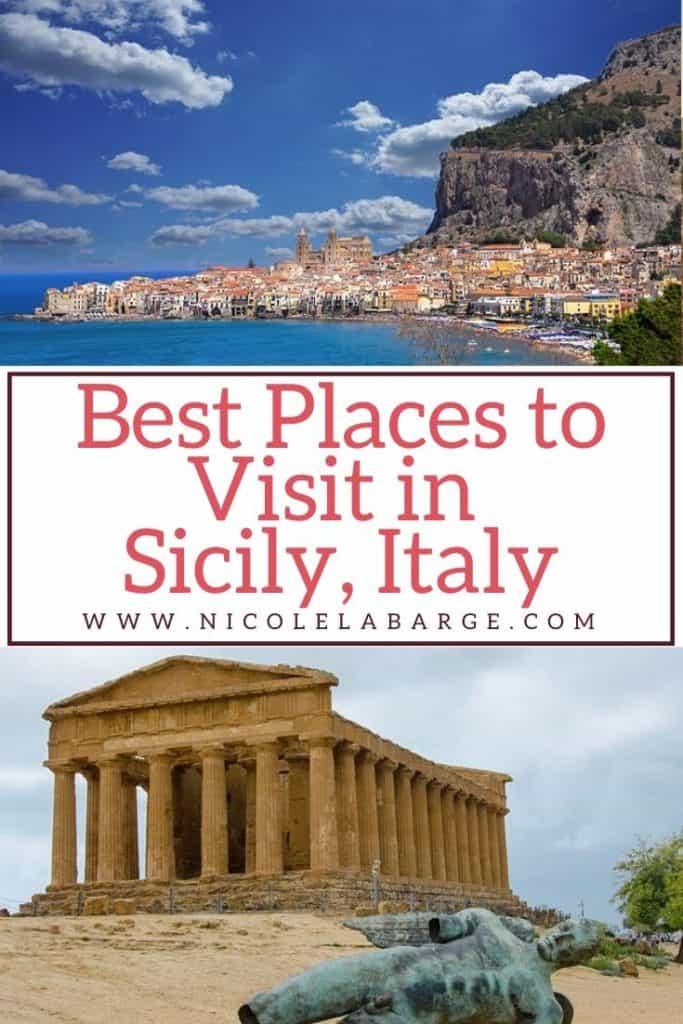 Sicily Destinations