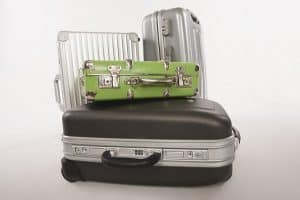 best zipperless luggage