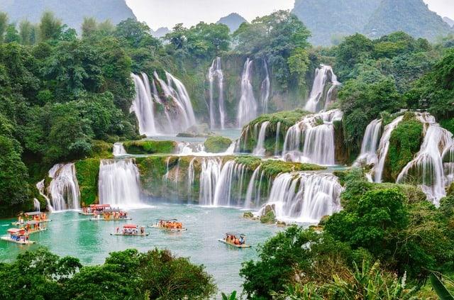 landmarks vietnam