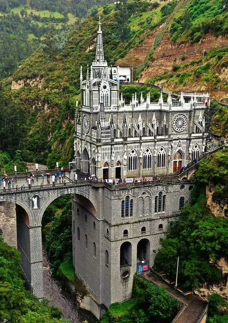famous south american landmarks