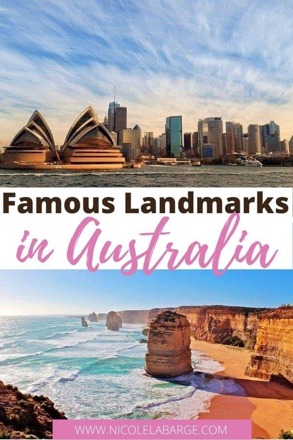 australia famous landmarks